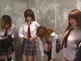 Japanese Horny Academy Group Sex