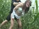 Villager Abducted Innocent Woman And Abuse In A Corn Field