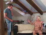 Naked Welcome For Her New Son In Law