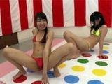 Twister With 2 Hot Bikini Girls Is My Favorite Social Game
