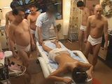 Japanese Busty Milf Hitomi Tanaka Comes To Really Fucked Up Massage Salon