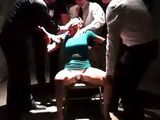 Security Guards Tortured And Brutally Punished Thief Girl For Shoplifting