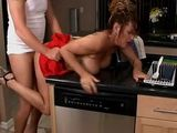 Slutty Stepmom Gets What She Deserved This Morning In Kitchen