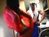 Gipsy Belly Dancer Provoking Handsome Guy In Arab Costume To Fuck Her