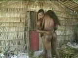 African Hard Fuck In a Shed In Jungle