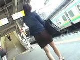 Japanese Woman Molested In Train