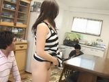 Asian Slutty Girl In Threesome With Her Cousins Hinayo Motoki