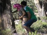 Voyeur Busted Amateur Arab Teen Couple Fucking In A Park
