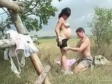 Crying For Fuck Pregnant Teenager Kristina Got Her Wish