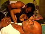 Sleeping Indian Wife Her Horny Husband and Her Old Father In Law